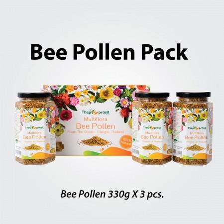 #08 Multifora Bee pollen 330gx3