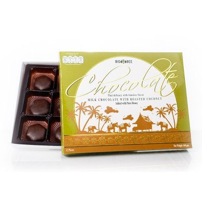 Honey Black Chocolate (Coconut)