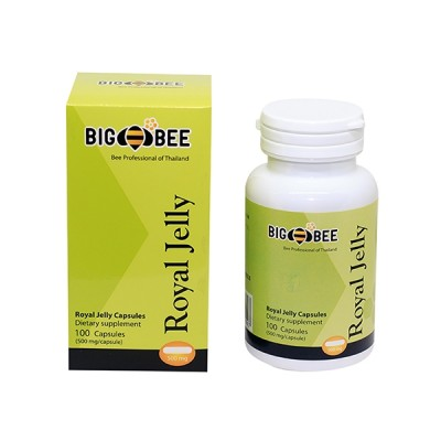 #19 Royal jelly capsule 100cps