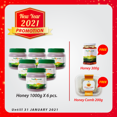 Honey 6kg