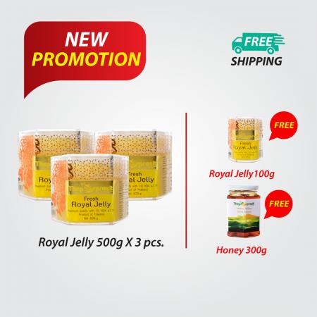 Royal Jelly 500g x 3